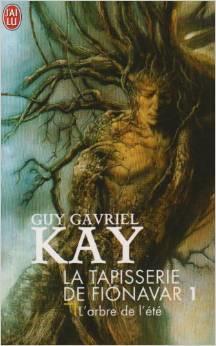 KAY Guy Gavriel - La tapisserie de Fionavar - Tome 1: L'arbre de l'été Fion110