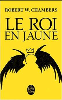 CHAMBERS Robert W. - Le roi en jaune Jaune10