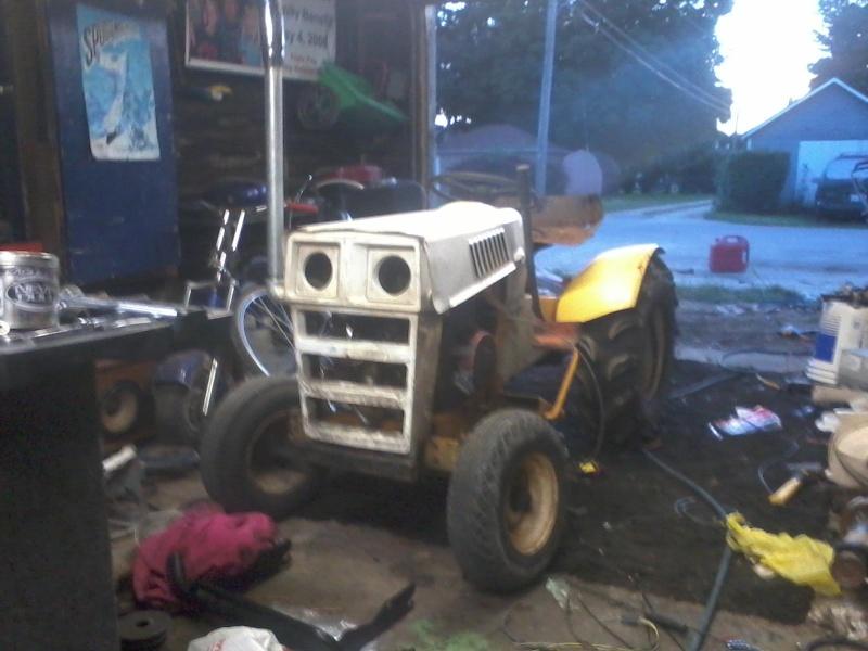 "sears custom 6 ""mudd hogg"" 09141910"
