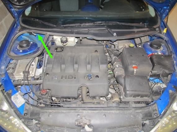 Entretien moteur : fluides Moteur10