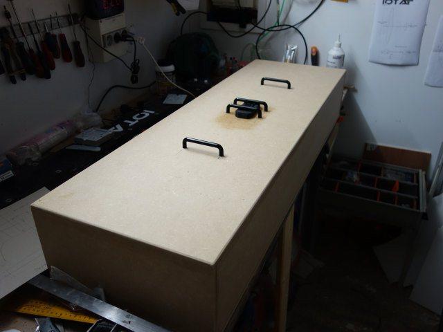 Fabrication d'une etuve regulée pour mes 3K pour 70 euros Dsc01319