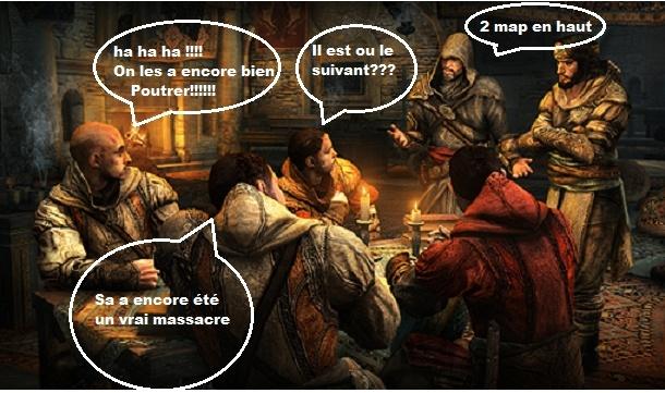 Présentation de la guilde Assassin Assass13
