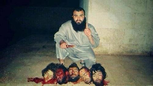 أوصاف كلاب الدجال ( مقاتلي دولة العراق والشام السفيانية ) المعروفة بـ ( داعش )  Ouo10