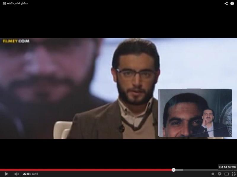 الممثل هاني سلامة يجسد ويمجد ويلمع شخصية الدجال /عمرو خالد في مسلسل رمضاني اسمه الداعية