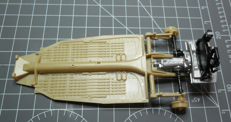 "Kübelwagen Type 82 ""DAK"" Hasegawa 1/24 (terminée) 10090010"