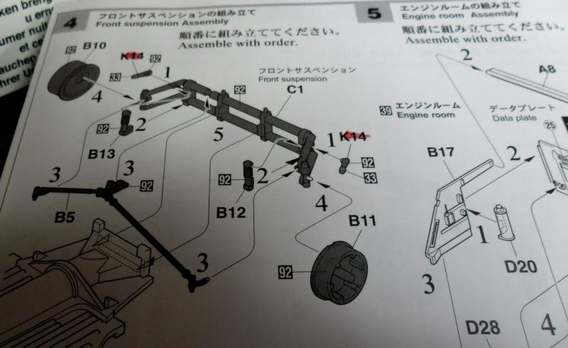 "Kübelwagen Type 82 ""DAK"" Hasegawa 1/24 (terminée) 10090013"