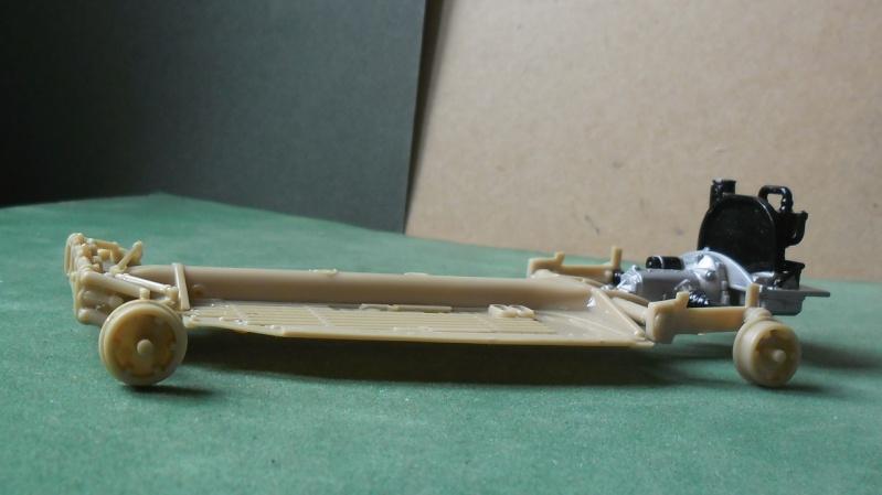"Kübelwagen Type 82 ""DAK"" Hasegawa 1/24 (terminée) 11090010"