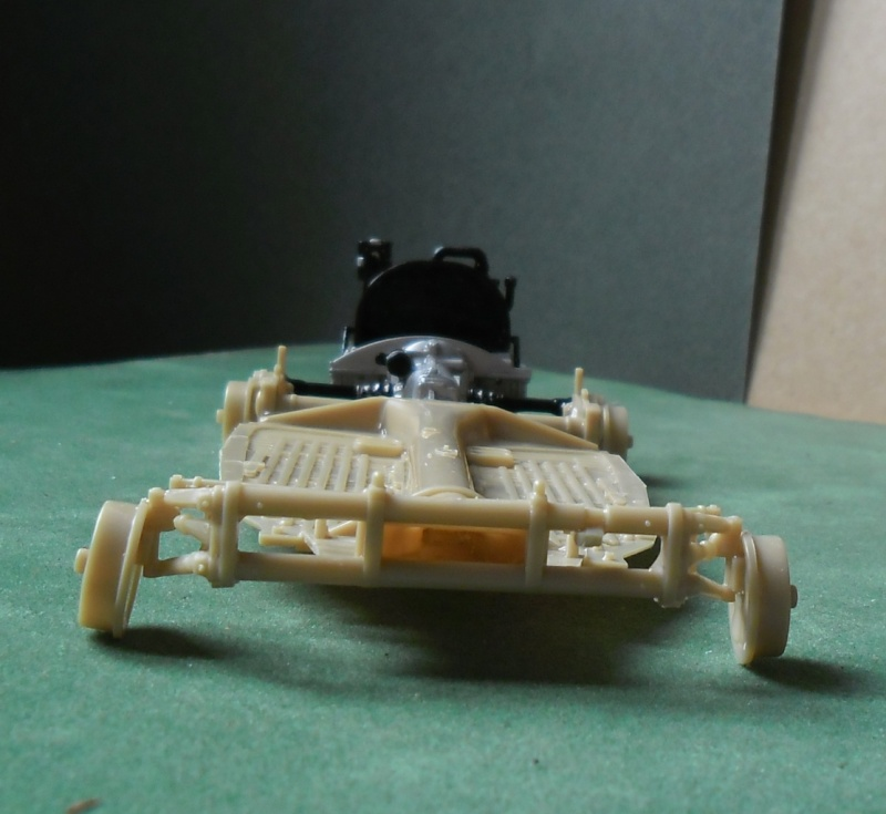"Kübelwagen Type 82 ""DAK"" Hasegawa 1/24 (terminée) 11090011"