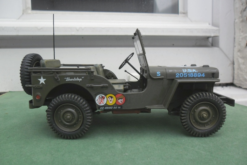 "Jeep Willys ""Short Stop"" Italeri 1/24 (finie) - Page 4 13070014"
