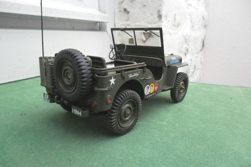 "Jeep Willys ""Short Stop"" Italeri 1/24 (finie) - Page 4 13070015"
