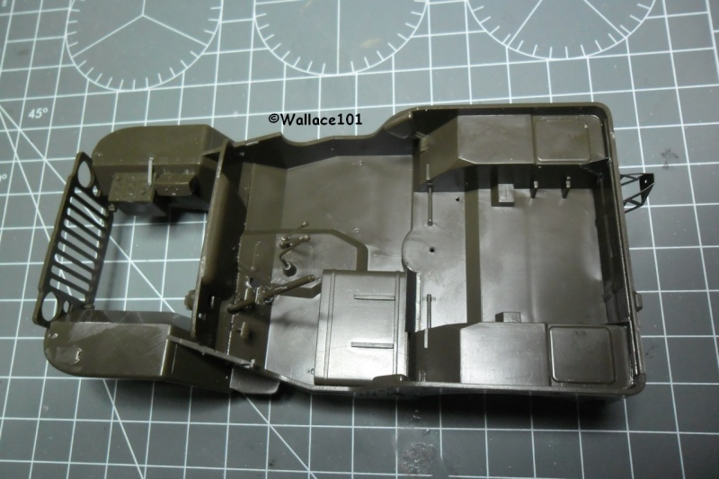 Jeep Willys MB hasegawa + Eduard 1/24 (Configuration finale) - Page 3 13120013
