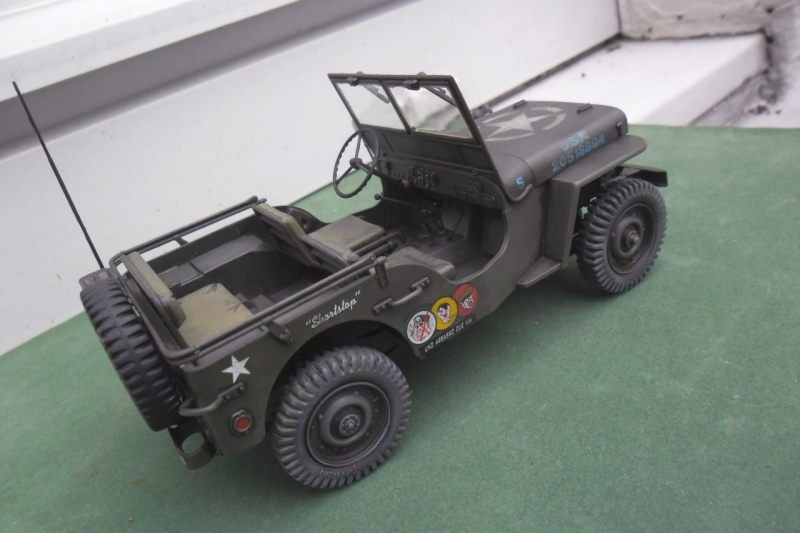 "Jeep Willys ""Short Stop"" Italeri 1/24 (finie) - Page 4 15070010"