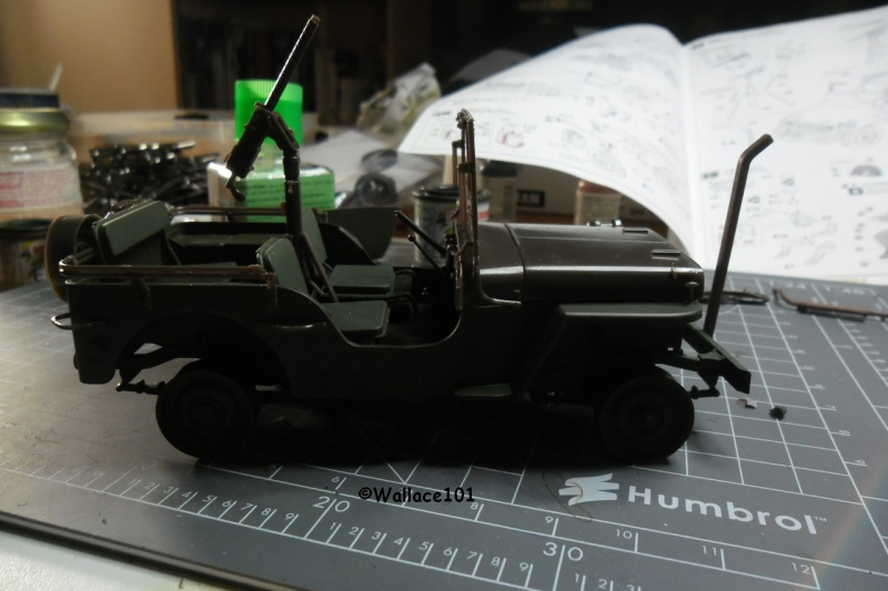 Jeep Willys MB hasegawa + Eduard 1/24 (Configuration finale) - Page 3 16120010