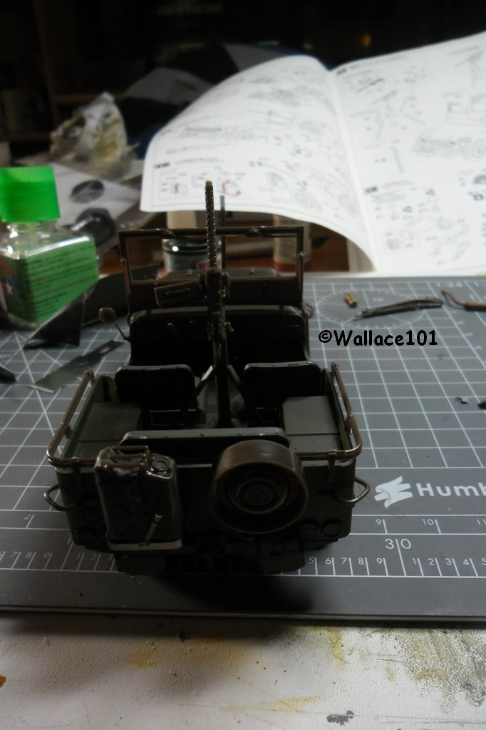 Jeep Willys MB hasegawa + Eduard 1/24 (Configuration finale) - Page 3 16120011