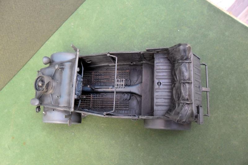 "Kübelwagen Type 82 ""DAK"" Hasegawa 1/24 (terminée) - Page 5 20090010"