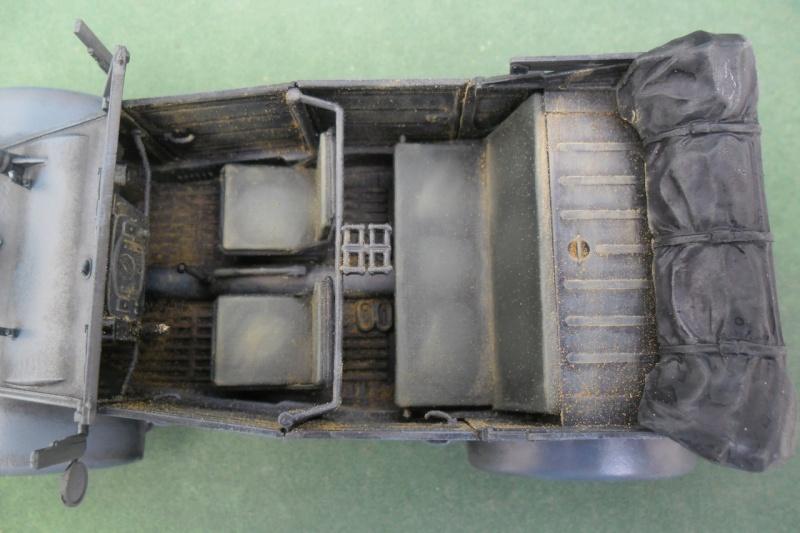 "Kübelwagen Type 82 ""DAK"" Hasegawa 1/24 (terminée) - Page 5 20090014"