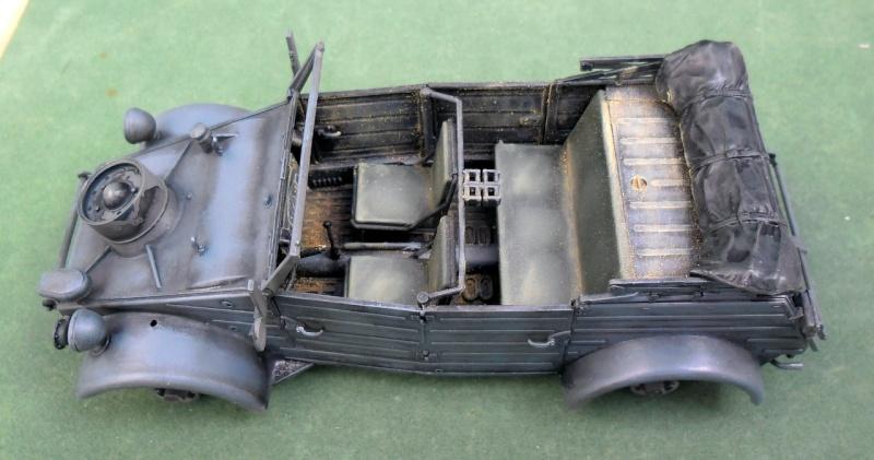 "Kübelwagen Type 82 ""DAK"" Hasegawa 1/24 (terminée) - Page 5 20090015"