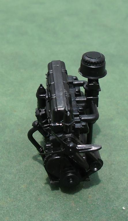 Opel Blitz Kfz. 305 Italeri 1/24 (Cabine) 22070012