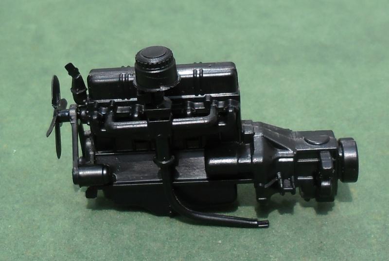 Opel Blitz Kfz. 305 Italeri 1/24 (Cabine) 22070013