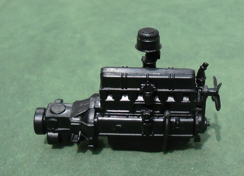 Opel Blitz Kfz. 305 Italeri 1/24 (Cabine) 22070014