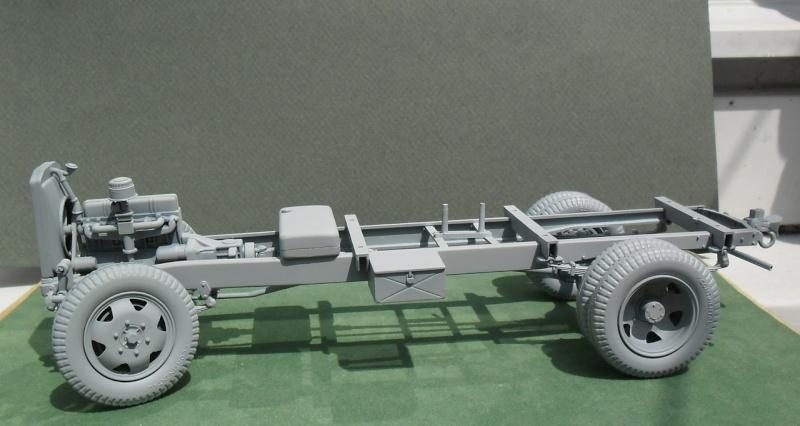 Opel Blitz Kfz. 305 Italeri 1/24 (Cabine) 25070013