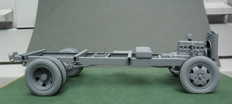 Opel Blitz Kfz. 305 Italeri 1/24 (Cabine) - Page 2 27050020