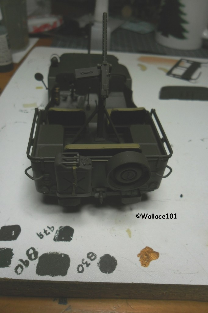 Jeep Willys MB hasegawa + Eduard 1/24 (Configuration finale) - Page 4 27120010