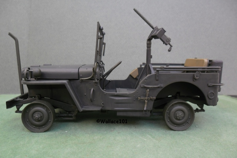 Jeep Willys MB hasegawa + Eduard 1/24 (Configuration finale) - Page 4 28120011
