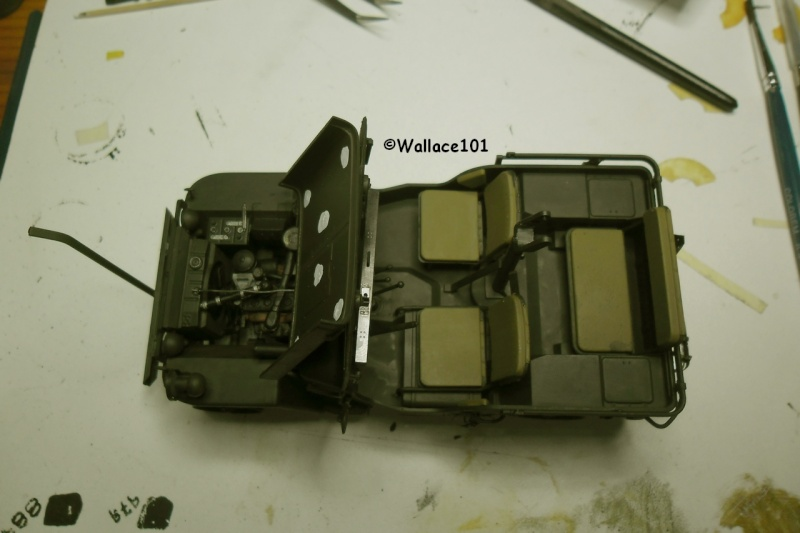 Jeep Willys MB hasegawa + Eduard 1/24 (Configuration finale) - Page 4 28120115