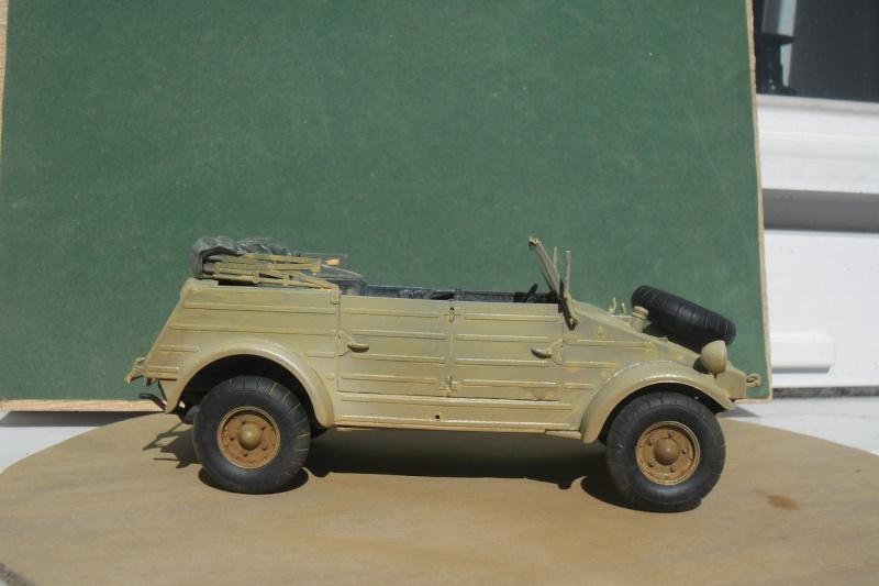 "Kübelwagen Type 82 ""DAK"" Hasegawa 1/24 (terminée) - Page 6 Avant_17"