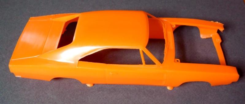 """Dodge Charger R/T 1969 """"Général Lee"""" 1/25 : Décès de Rosco (page 6) Caross10"""