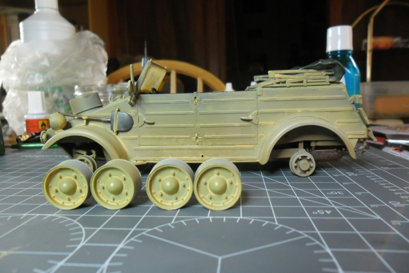 "Kübelwagen Type 82 ""DAK"" Hasegawa 1/24 (terminée) - Page 6 Filtre10"