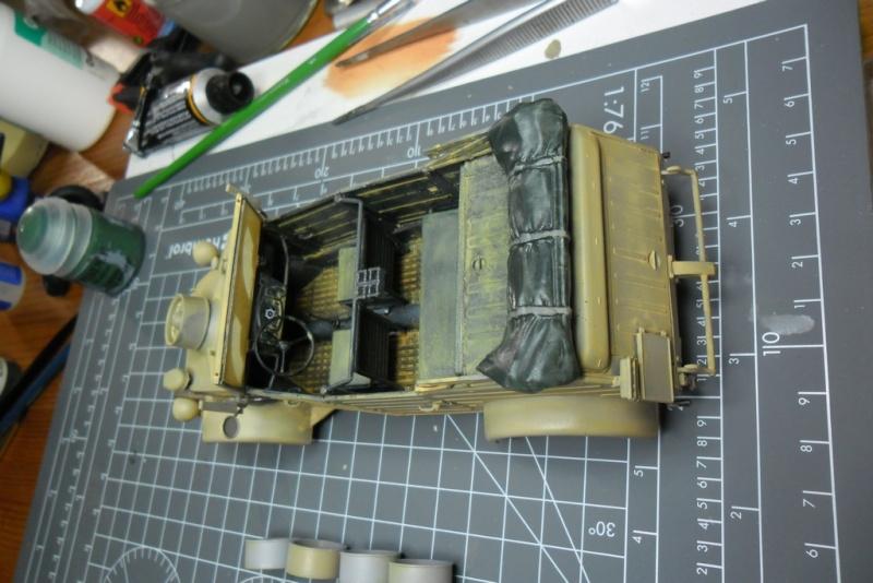 "Kübelwagen Type 82 ""DAK"" Hasegawa 1/24 (terminée) - Page 6 Filtre11"