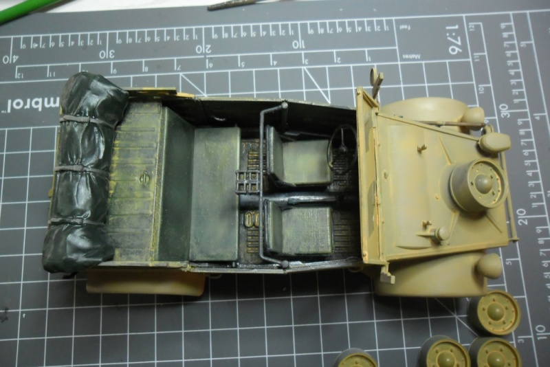 "Kübelwagen Type 82 ""DAK"" Hasegawa 1/24 (terminée) - Page 6 Filtre13"