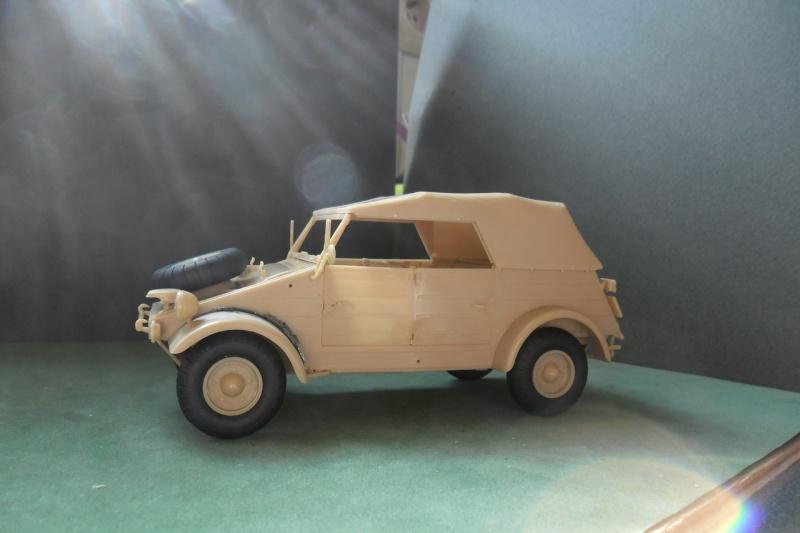 "Kübelwagen Type 82 ""DAK"" Hasegawa 1/24 (terminée) - Page 3 Fin00110"