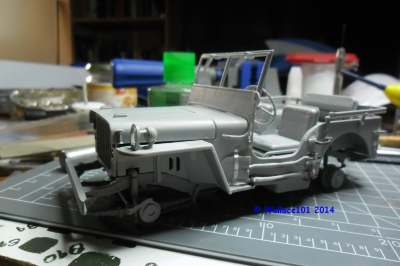 Jeep Willys Italeri 1/24 (ref: 6351) (débuts peintures) - Page 4 Montag10