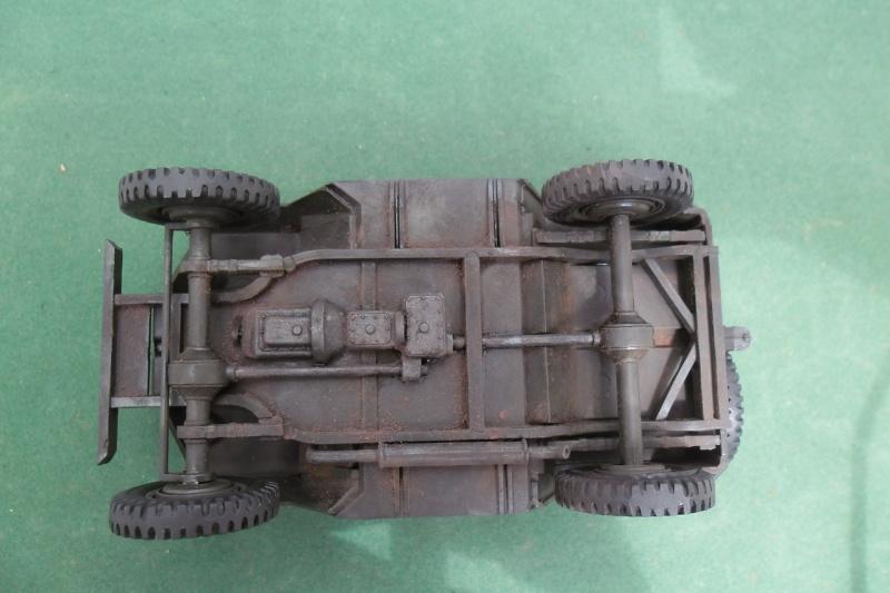 GAZ 67 B Field car Tamiya 1/35 (terminée) - Page 3 Patine10