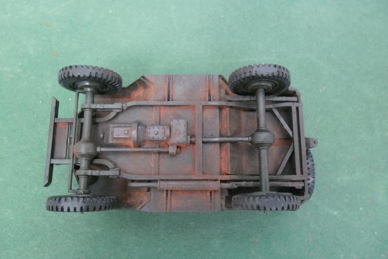 GAZ 67 B Field car Tamiya 1/35 (terminée) - Page 3 Patine11