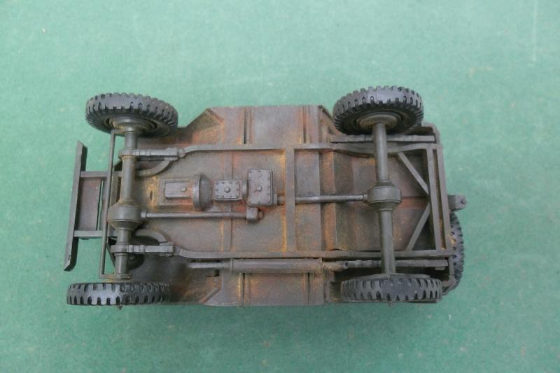 GAZ 67 B Field car Tamiya 1/35 (terminée) - Page 3 Patine12