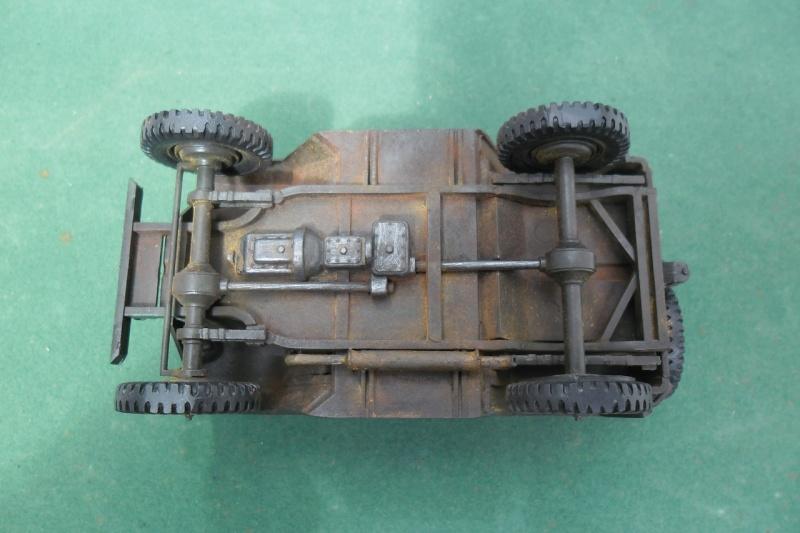 GAZ 67 B Field car Tamiya 1/35 (terminée) - Page 3 Patine13
