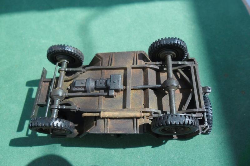 GAZ 67 B Field car Tamiya 1/35 (terminée) - Page 3 Patine14