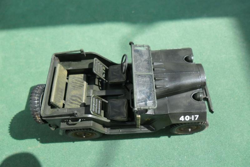GAZ 67 B Field car Tamiya 1/35 (terminée) - Page 3 Patine18