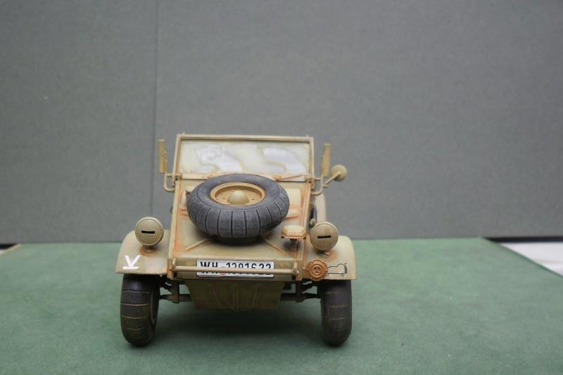 "Kübelwagen Type 82 ""DAK"" Hasegawa 1/24 (terminée) - Page 6 Patine20"