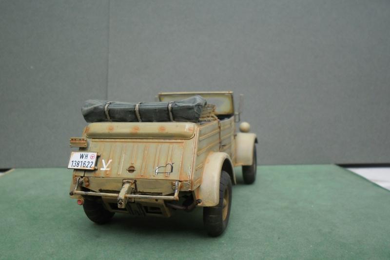 "Kübelwagen Type 82 ""DAK"" Hasegawa 1/24 (terminée) - Page 6 Patine22"