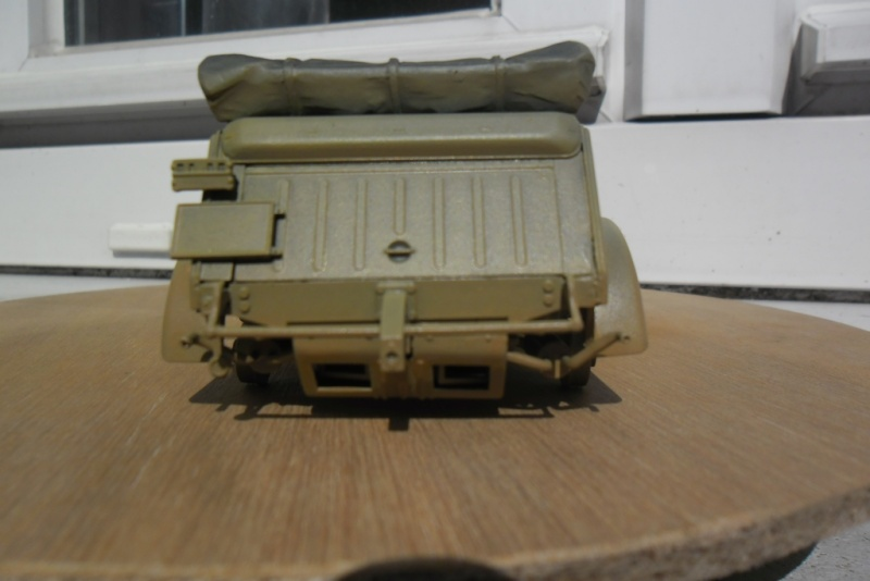 "Kübelwagen Type 82 ""DAK"" Hasegawa 1/24 (terminée) - Page 6 Peintu13"
