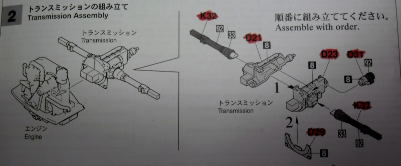"Kübelwagen Type 82 ""DAK"" Hasegawa 1/24 (terminée) Phase_14"