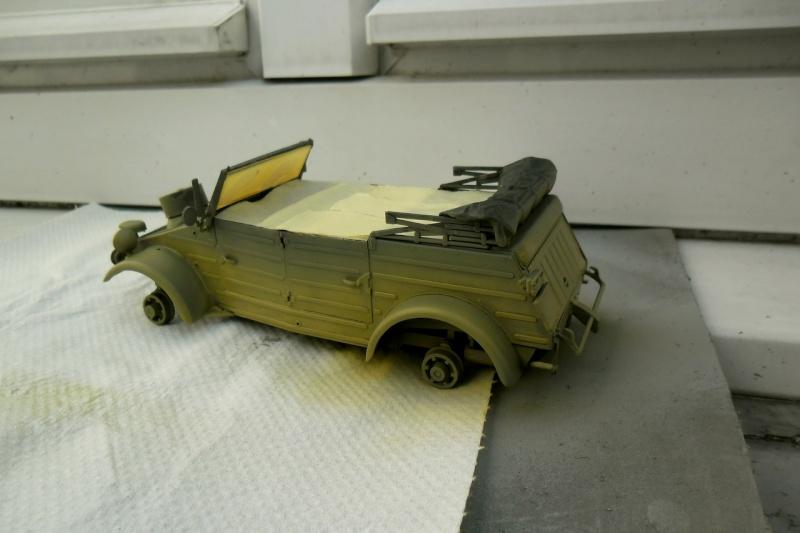 "Kübelwagen Type 82 ""DAK"" Hasegawa 1/24 (terminée) - Page 6 Premie11"