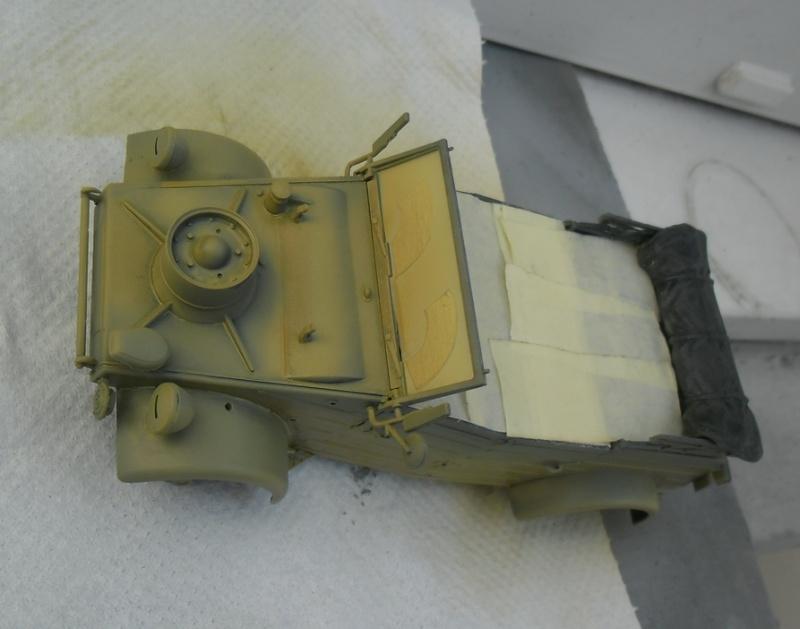 "Kübelwagen Type 82 ""DAK"" Hasegawa 1/24 (terminée) - Page 6 Premie12"