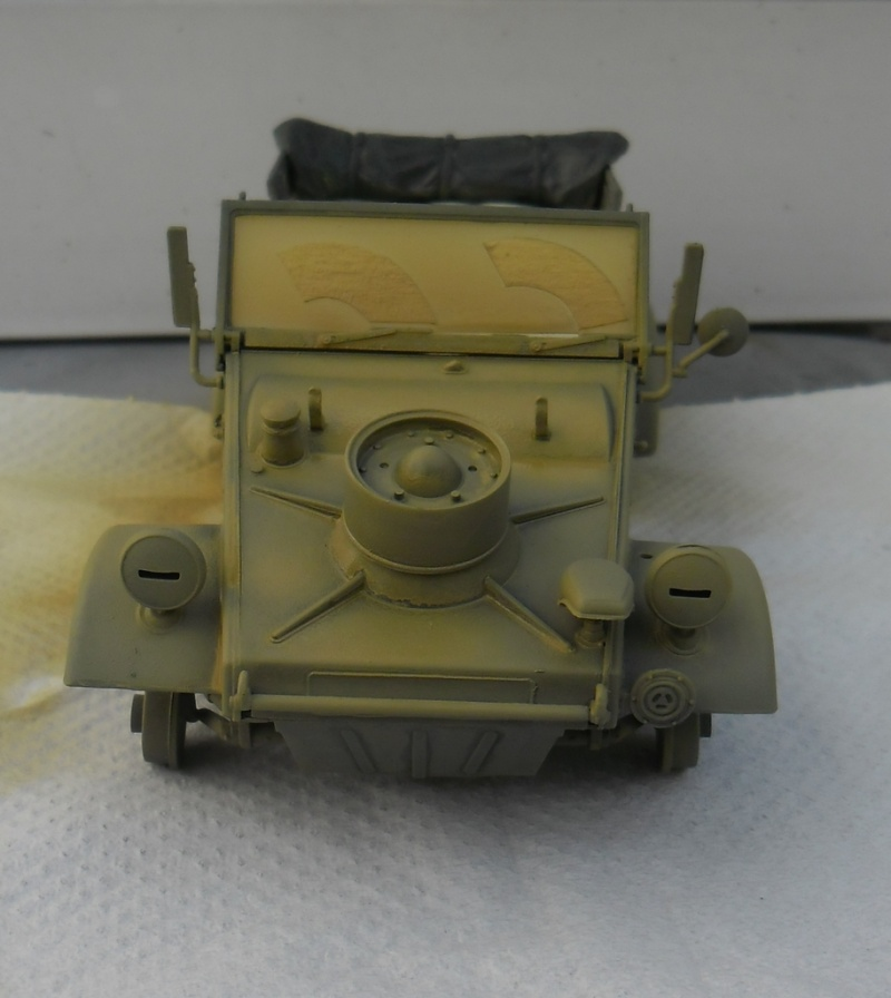 "Kübelwagen Type 82 ""DAK"" Hasegawa 1/24 (terminée) - Page 6 Premie13"