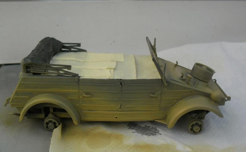 "Kübelwagen Type 82 ""DAK"" Hasegawa 1/24 (terminée) - Page 6 Premie14"